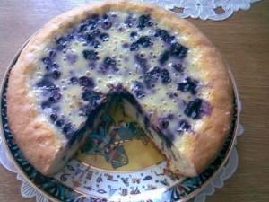 Смотреть Пироги С Черникой Рецепты видео